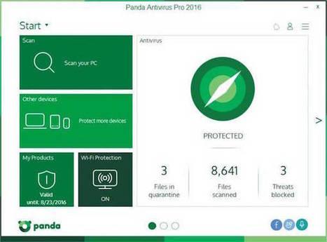2016 Giveaway: Panda Antivirus Pro 2016 - Techtiplib.com | Giveaway, Coupon | Scoop.it