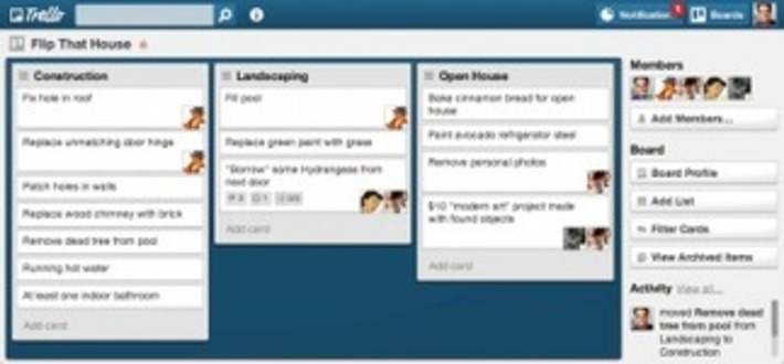 Trello - Organize anything, together! | Collaborationweb | Scoop.it