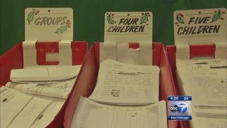 Operation Santa answers letters, delivers hope to needy children | Christmas and Winter Holidays | Scoop.it