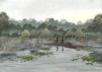 After the Ice | Major Star Carr exhibition opens at Yorkshire Museum ... | microburin mesolithic archaeology | Scoop.it