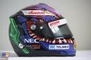Kobayashi to wear Linkin Park-designed helmet | Formula One from the cheap seats | Scoop.it