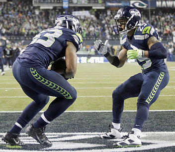 Seahawks rally past 49ers for trip to SB XLVIII   Sports   Scoop.it