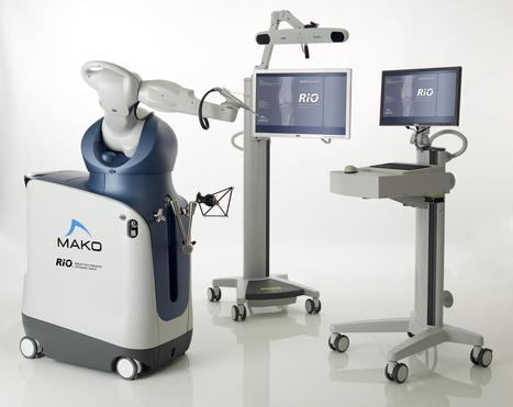Stryker to acquire Mako Surgical for $1.65bn - Medical Device Network | Corporate Relations | Scoop.it