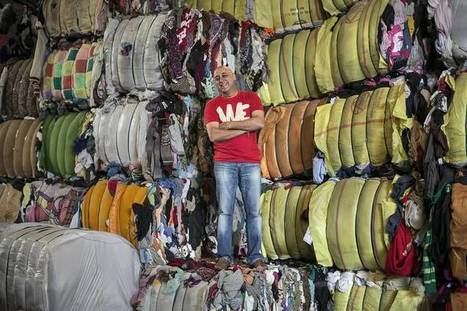 Indian Entrepreneur Turns Rags to Riches Recycling American Sheets | GAIA News | Scoop.it