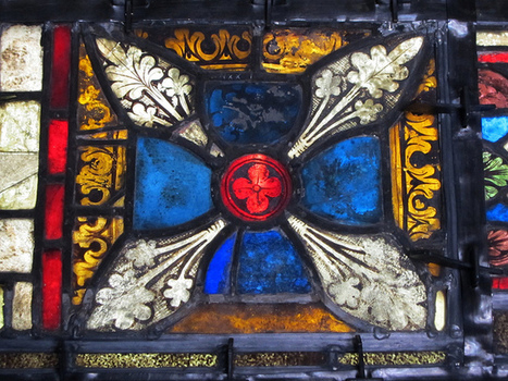 #Rare #Windows Into the Past: #Canterbury #Stained #Glass Arrives at the Cloisters. #art   Luby Art   Scoop.it