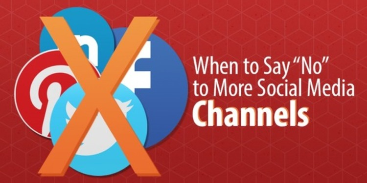 "When To Say ""No"" To More B2B Social Media Channels - Capterra Blog 