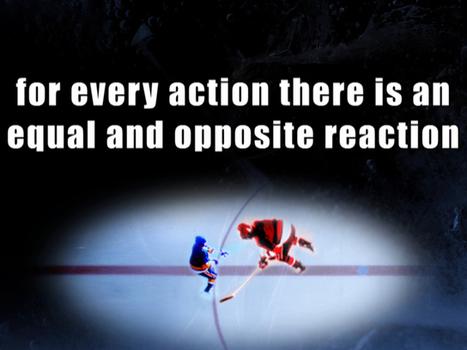 Science of NHL Hockey | FYSIIKKA | Scoop.it