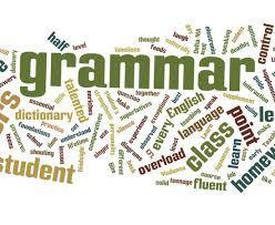 Grammar | Integration of English and Technology | Scoop.it