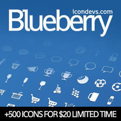 New from DealPixel: Premium Icon set for Mobile UI & Web | News | JMO's Design highlights | Scoop.it