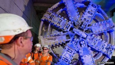 Disabled torch protest on Crossrail | Accessible Travel | Scoop.it
