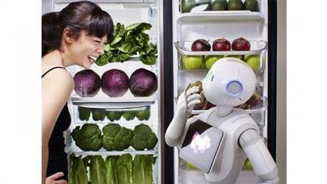 Robot butlers and the Internet of Things | British Council | Collaborate | Scoop.it