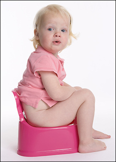 Tips for Potty Training your Baby Girl | Learn How to Potty Train in 3 Days | Scoop.it