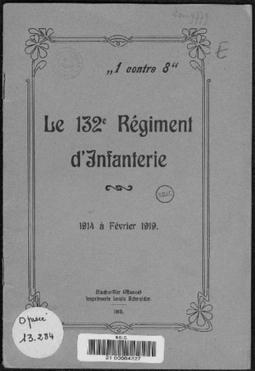 Vos ancêtres pendant la guerre 14-18 (4) : Historiques régimentaires et journaux des unités - Le Blog Généalogie - Toute l'actualité de la généalogie - GeneaNet   Auprès de nos Racines - Généalogie   Scoop.it