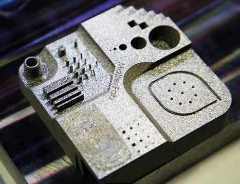 MatterFab's Cheap 3D Metal Printing - 3D Printing Industry | [THE COOL STUFF] | Scoop.it
