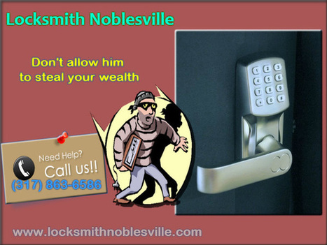 Low Cost Locksmith At Noblesville | Locksmith Noblesville | Scoop.it