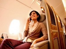 Emirates Airlines : téléphonie mobile sur les A380 | FlightControl | Scoop.it