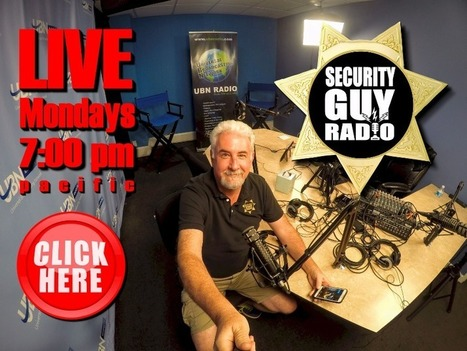Security Guy Radio - Relevant Security News | Company Advertising | Criminal Justice in America | Scoop.it