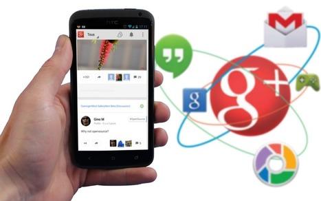 Google+ : Bien démarrer sur le réseau social | Management et promotion | Scoop.it