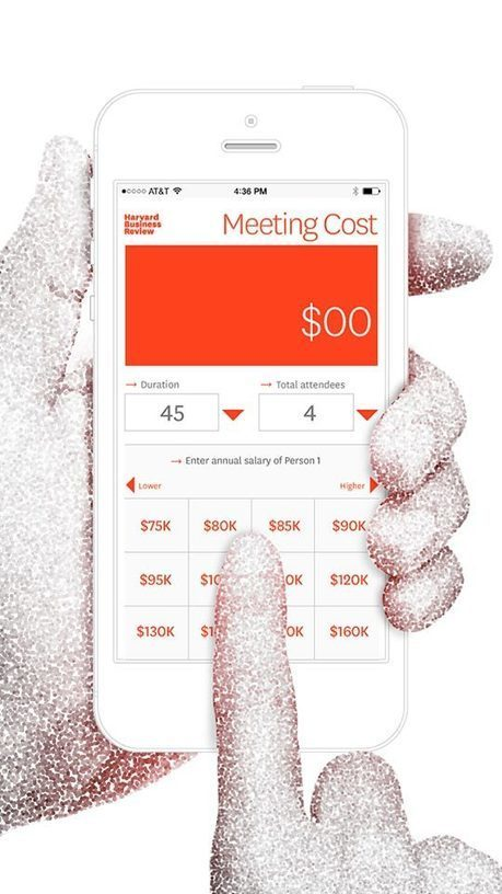 Estimate the Cost of a Meeting with This Calculator | Le coaching professionnel par Soizic Merdrignac | Scoop.it