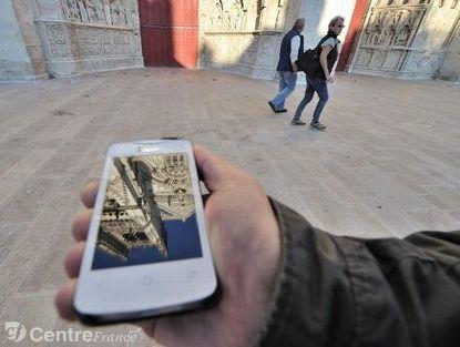 Auxerre n'échappe pas au phénomène de géocaching, une chasse au trésor grâce au smartphone | Géocaching et tourisme | Scoop.it
