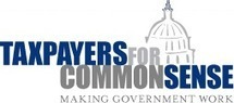 Taxpayers for Common Sense | Networks, Conferences and Competitions | Scoop.it