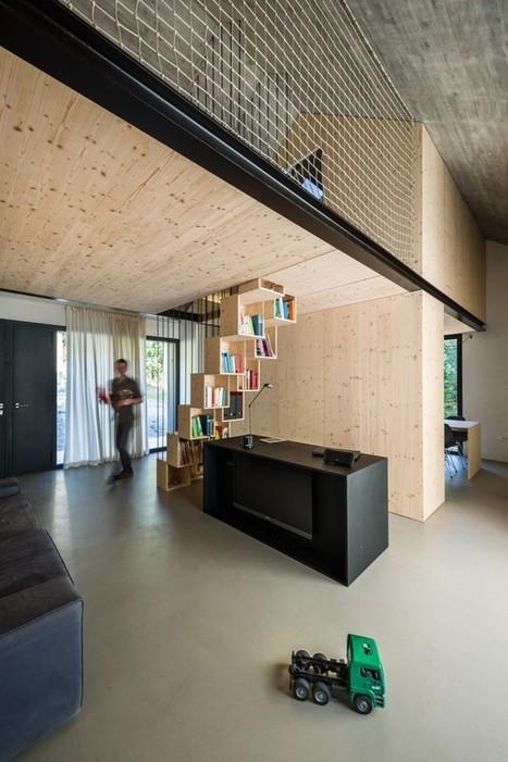 Working under thestairs - desire to inspire - desiretoinspire.net | Designing Interiors | Scoop.it