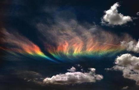 10 Incredible Images of Fire Rainbows | The Blog's Revue by OlivierSC | Scoop.it