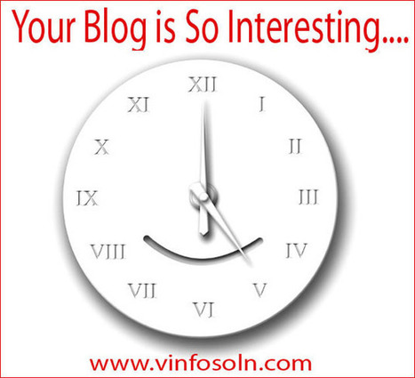 3 Best Ways to Know How to Increase Blog Traffic! | Vats Info Solutions | Scoop.it