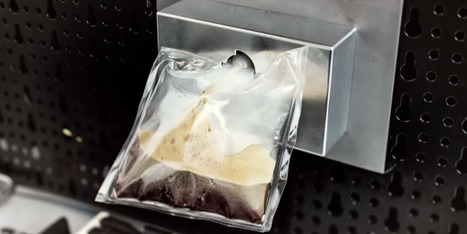 Astronauts Will Finally Be Able To Enjoy Fresh Coffee In Space | For Curious minds | Scoop.it