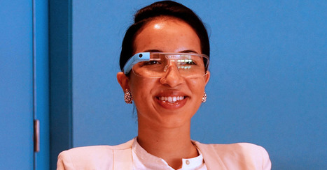 Prescription Lenses for Google Glass Coming in January | Real Estate Plus+ Daily News | Scoop.it