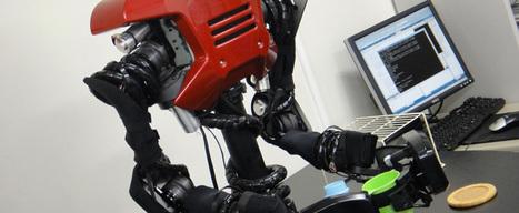 Le Tokyo Institute of Technology présente un robot capable de penser, apprendre et agir seul « Akihabara News | CDI RAISMES - MA | Scoop.it
