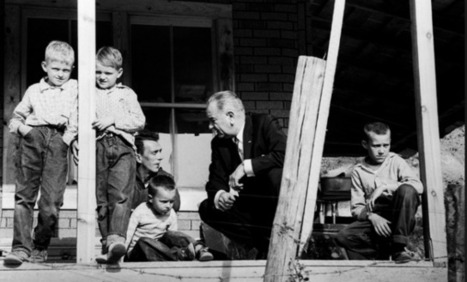 Who's poor in America? 50 years into the 'War on Poverty,' a data portrait | poverty in the world | Scoop.it