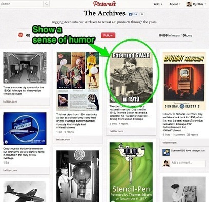 How to Use Pinterest to Build Trust and Loyalty | Social Media Examiner | The Social Touch | Scoop.it
