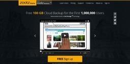 100 GB of free cloud storage - Zoolz - itsusefulstuff | Technology | Scoop.it