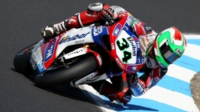 SpeedTV | WSBK: Checa 'Involuntarily' Helps Giugliano To Third | Ductalk Ducati News | Scoop.it