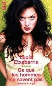 Piratage de Lucia Etxebarria : le monde littéraire espagnol s'agite   BiblioLivre   Scoop.it