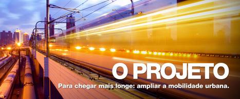 Brasil governo de Minas Gerais lança TREM Transporte sobre Trilhos Regional e Metropolitano | Notícias-Ferroviárias Português | Scoop.it