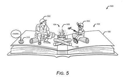 Réalité augmentée : Google veut réinventer le livre papier | Bibliothèque et Techno | Scoop.it