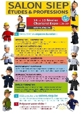 Salon Siep - études et professions - Quefaire.be | MOOC | Scoop.it