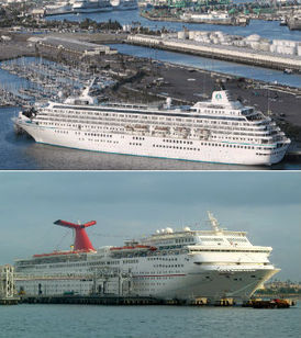 Transport service San Pedro World Cruise Center and Carnival Cruise Long Beac | general Discussion | Scoop.it