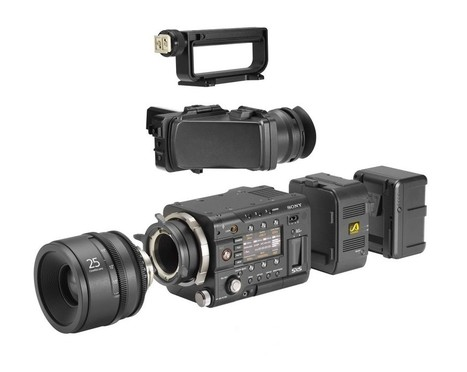 Sony F5 and F55 (From the horses mouth - not speculation...) - F-Stop Academy | Videography | Scoop.it