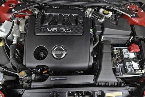 Modelul Nissan Altima se mentine in topul masinilor sedan | Auto fans | Scoop.it