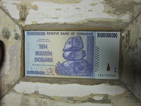Photo Of The Day: Ten Billion Dollar Bill | Istantanea | Scoop.it