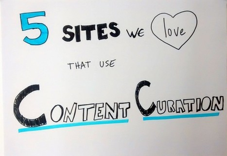 5 websites we love that use Content Curation - Business 2 Community | Backpack Filmmaker | Scoop.it
