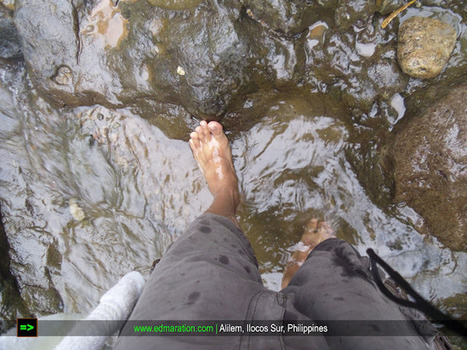 EDMARATION #TownExplorer: Trekking the Jungles of Alilem town, Barefooted and Wet | #TownExplorer | Exploring Philippine Towns | Scoop.it