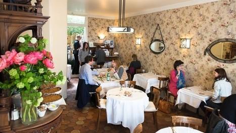 Les cantines parisiennes du cinéma - Le Figaro | HOTEL RELAIS SAINT-JACQUES | Scoop.it