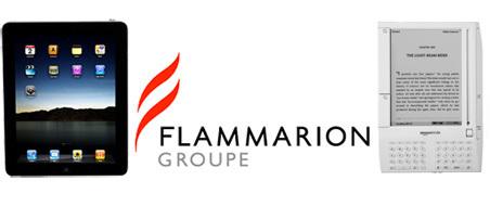Le Groupe Flammarion signe avec Apple et Amazon | Bibliothèques numériques | Scoop.it