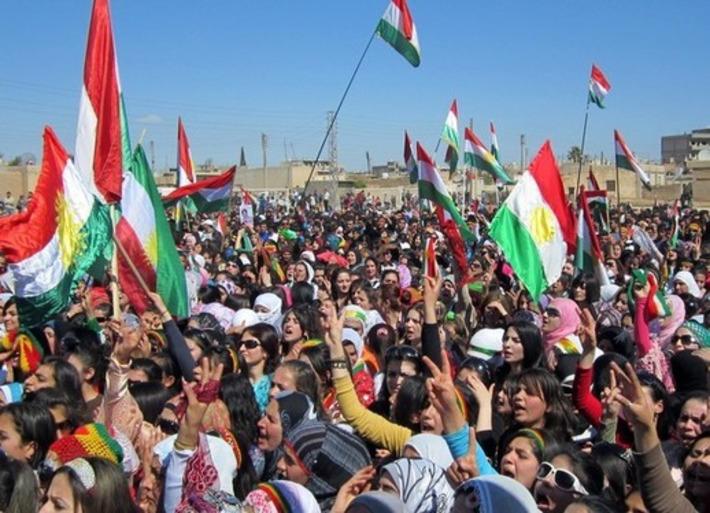 Le Conseil national kurde (KNC) annonce un plan pour la création de la Région du Kurdistan syrien, par@vvanwilgenburg   Le Kurdistan après le génocide   Scoop.it