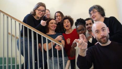 On tourne !! | La vie des BibliothèqueS | Scoop.it