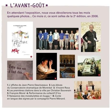 Bienvenue au festival du mot | Les manifestations en France | Scoop.it